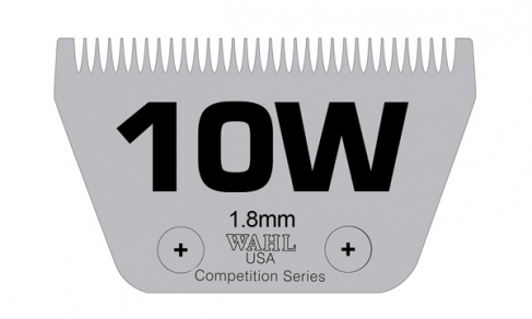 Wahl Competiton Series Size-No. 10W Wide Clipper Blade