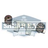Liveryman Stallion Pressure Strip with Pads